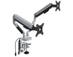 Cutlass Double Monitor Arm